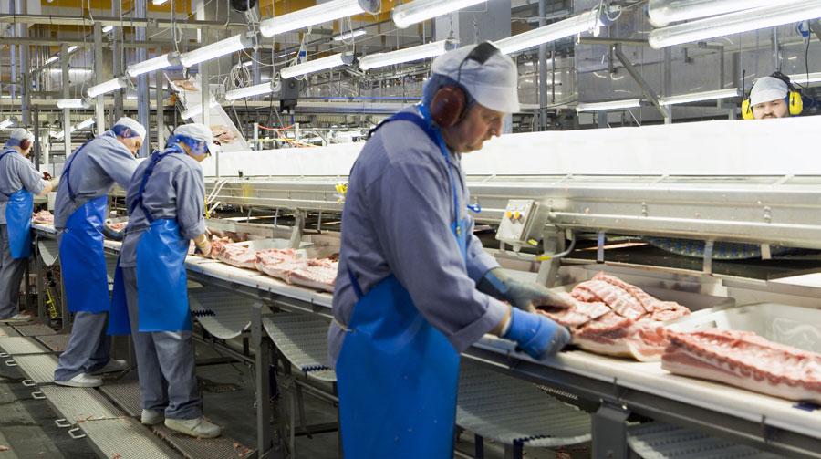 Tysk mindsteløn øger import af danske fødevarer